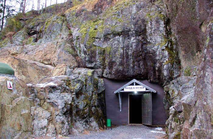 """Военный музей-бункер """"Гора Филина"""