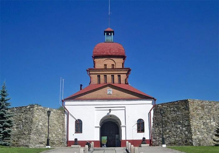 Кузнецкая крепость