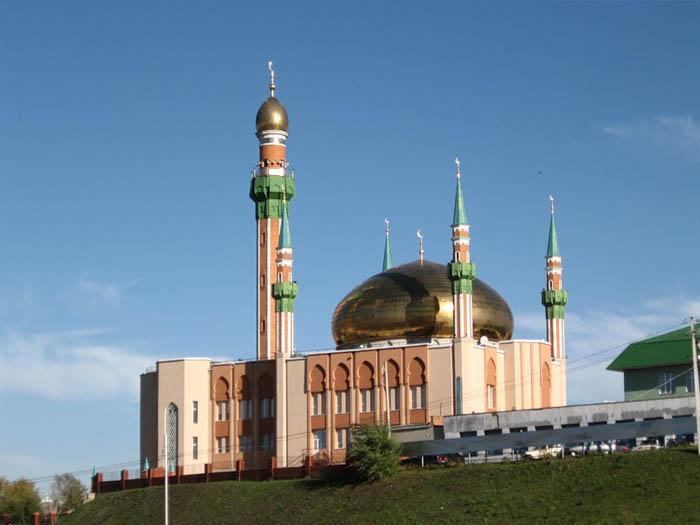 Соборная мечеть им. Галеева