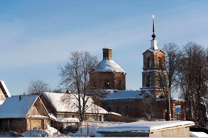 Церковь иконы Божией Матери в Ассаурово
