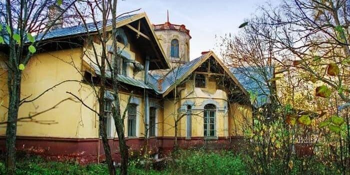 Морозовская дача