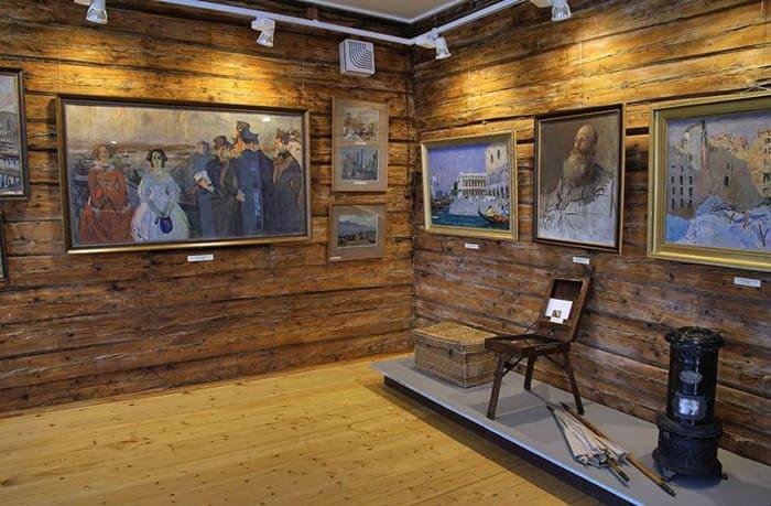 Музей-дом С. В. Герасимова