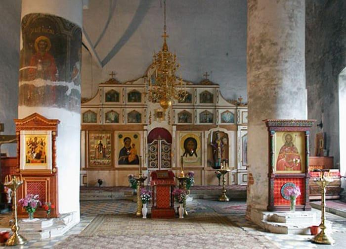 Ново-Никольский храм