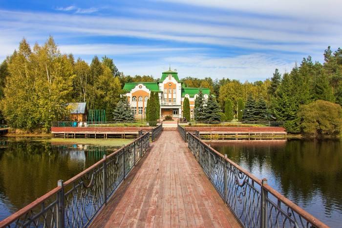 Парк Орловское Полесье