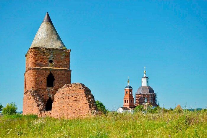 Сабуровская крепость в Орле