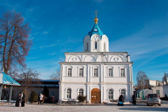 Введенский монастырь в Орле