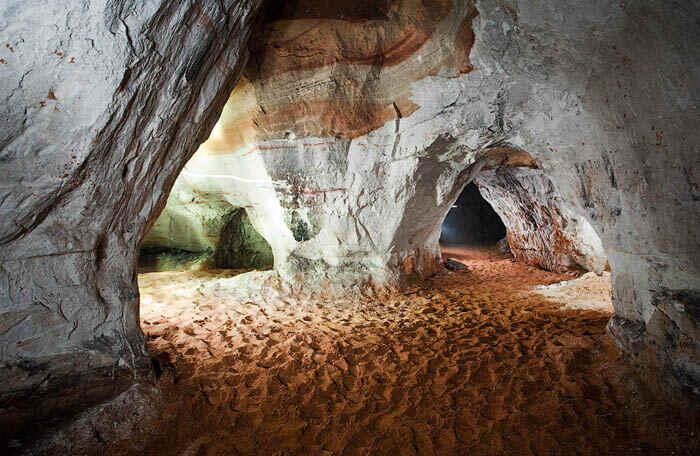 Борщевские пещеры