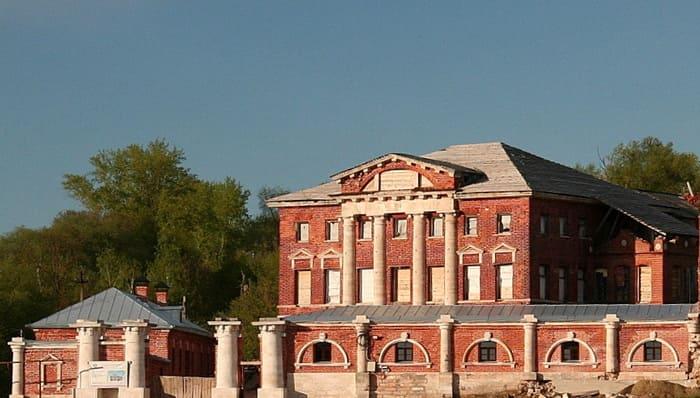 Дом Ахмеда Кастрова