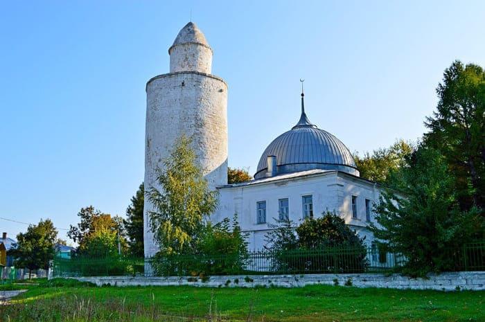 Мечеть Касим-хана