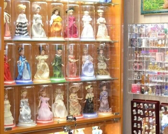 Музей необычных коллекций