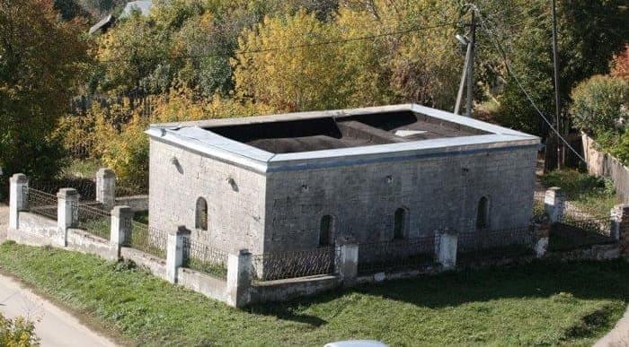 Усыпальница хана Шах-Али