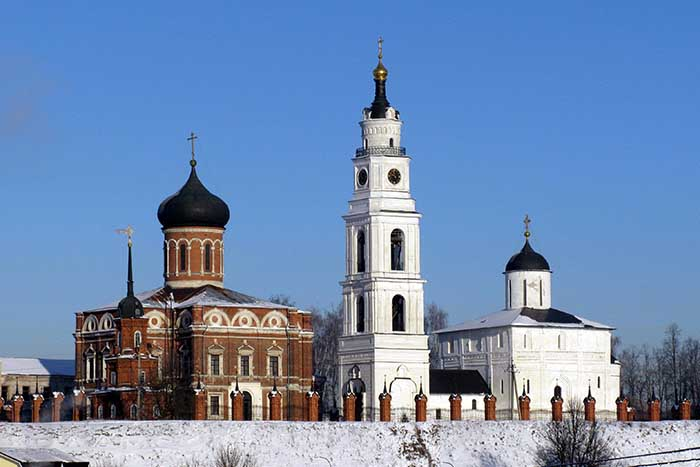 Кремль в Волоколамске