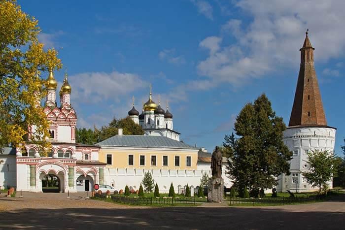 Волоцкий монастырь